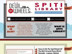 I am fundraising to spiti Library Project