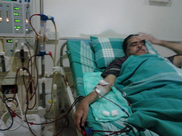 Kidney Transplant (Father)