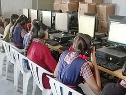Fundraising to provide quality education through virtual classrooms to children in urban slums. Every support counts!