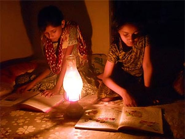 """We are Fundraising to """"Light the Future"""" by providing 200 solar lamps for 200   rural children."""