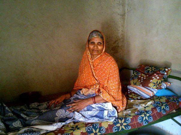 I am fundraising to help Sundaravva get her life back