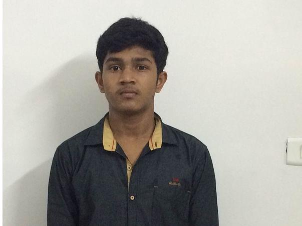 Help Surya get a degree - Ravishankar's fundraiser