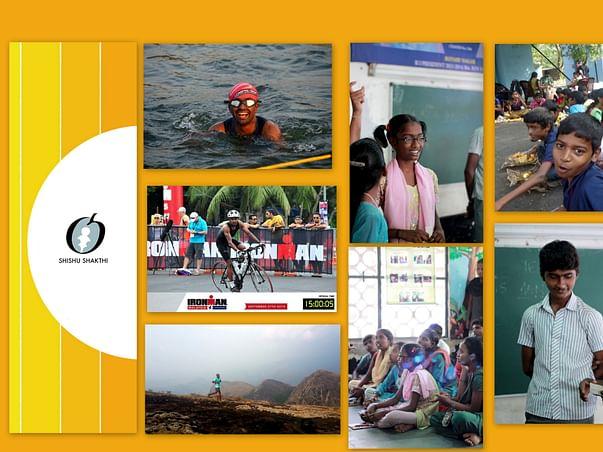 Ironman Triathlon Fundraiser in aid of Shishu Shakthi