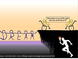 DREAM Run - YOU Support. I Run. They Win!!!