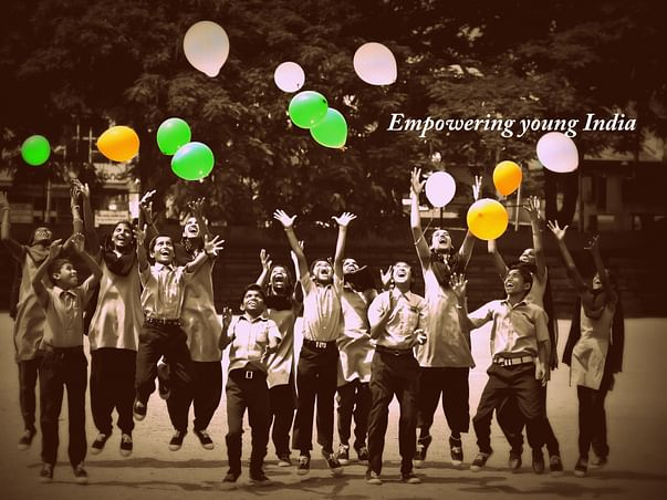 I am fundraising to empower a Generation of Junior Citizens