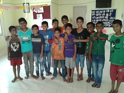 I am fundraising to helping street children reclaim their childhood