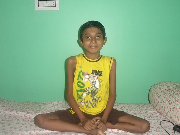 I am fundraising to raising fund to save 11yr old child Tanmay Sarkar to keep him alive