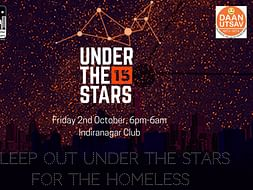 I am raising funds for Under The Stars to support the homeless