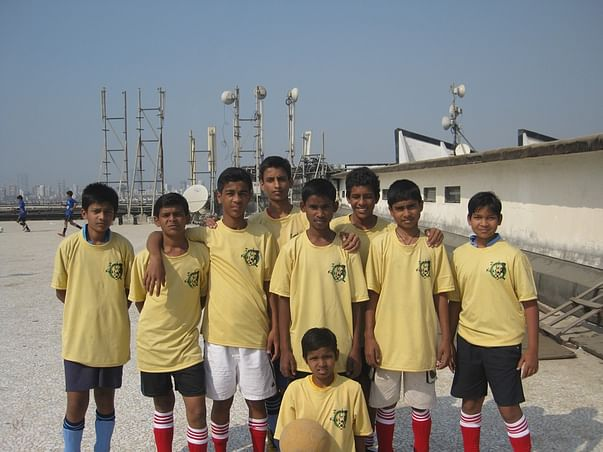 I am fundraising for FOOTBALL a sport for ALL....