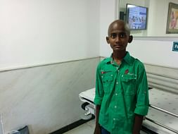 I am fundraising to save 15 year old Hari from blood cancer