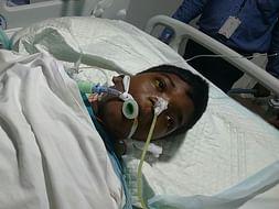 I am fundraising to save Abhivarun