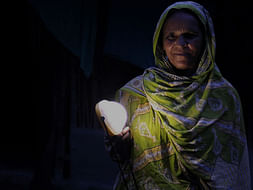 I am celebrating Diwali to help bring solar power lanterns to rural villages in India