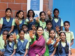 Join us to transform lives of Bangalore's slum children through top-class education