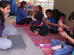 Let's help special children in Bangalore through Yoga therapy