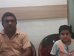 Help 8 year old Aravind undergo a bone marrow transplant