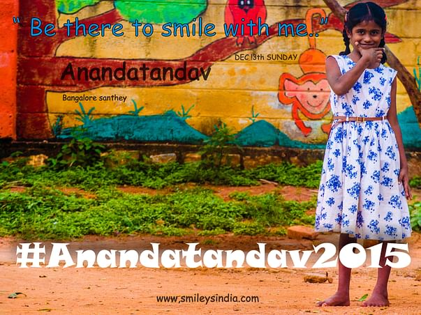 I am fundraising to Tandav-A dance festival for kids with disabilities and from difficult background