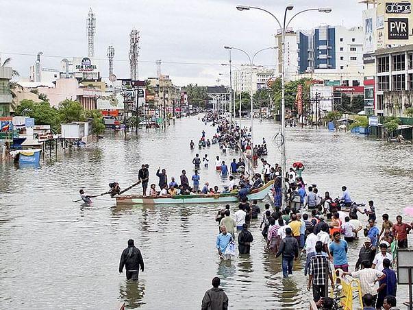 I am fundraising to funds for Chennai TamilNadu Floods