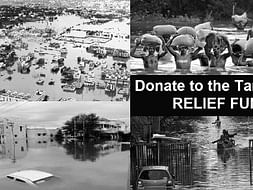 I am fundraising to support Flood Relief work in Tamil Nadu