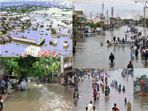 I am fundraising to help Chennai Now