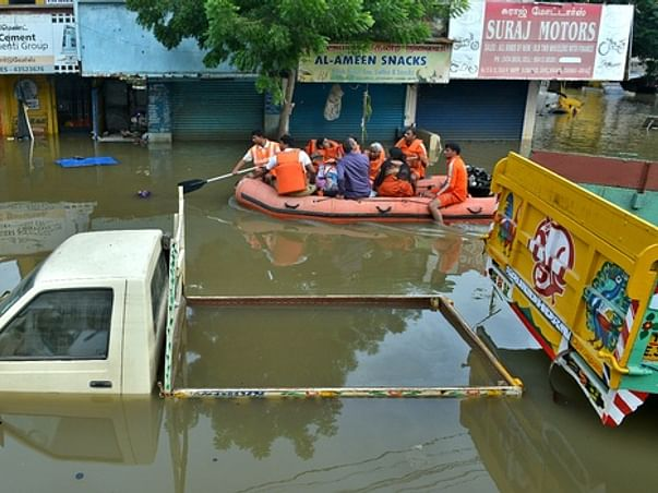 I am fundraising to help get bedding and clothes to the flood affected in Tamil Nadu -  Chennai and and flood affected suburb. Thanks