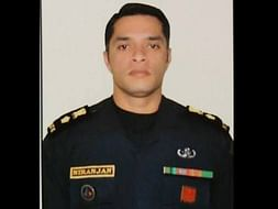 I am fundraising to come together for Lt Col Niranjan and his family