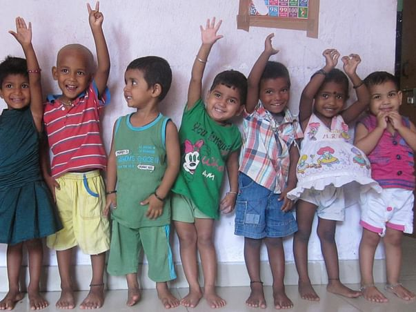 I am fundraising to Empower, Educate and Provide for a Child.