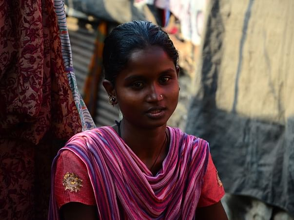 Babita lost her savings in the recent Kandivali fire