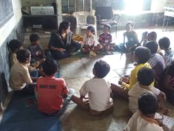 I am fundraising to bring a world of joyful learning  to all - OPEN SPACE- Community Reading Home