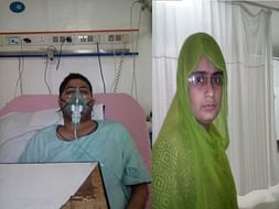 I am fundraising to help Heena save her husband