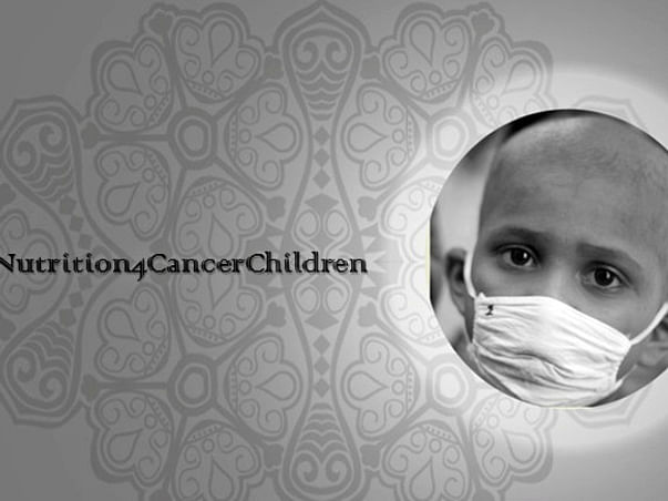 Nutrition for children fighting cancer