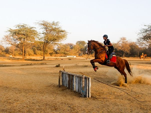 I am fundraising to compete in Asiad and Olympics in Equestrian Sports