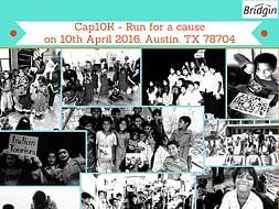 Cap10k Run for Education