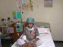 Save Balakrishnan From A Rare Blood Disease