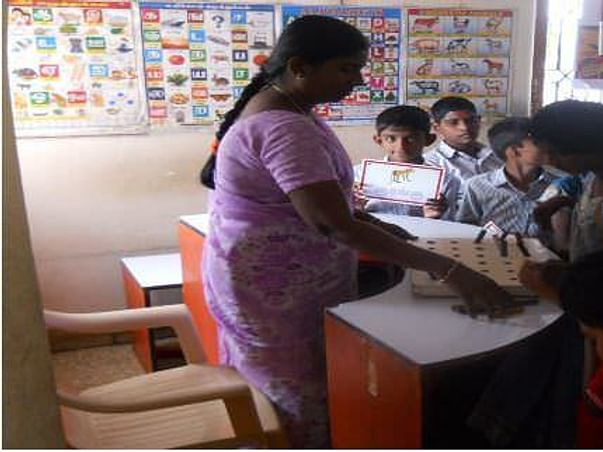 Help ANBALAYA- Special School for Mentally Challenged Children