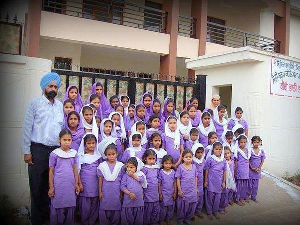 Fund a Generator at Jyoti Sarup Kanya Asra
