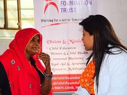 Help for Drishti Foundation Free Dental Care Clinic