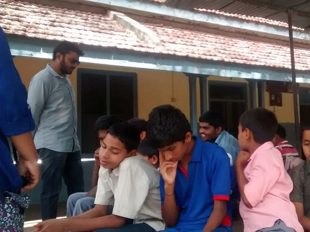 Help a School for Blind Children become more accessible