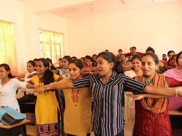 Promote Gender Equality through Health Education!