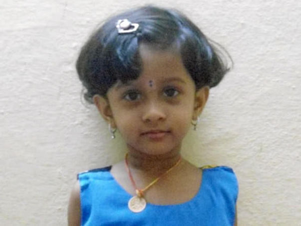 Help Saanvi fight pneumonia