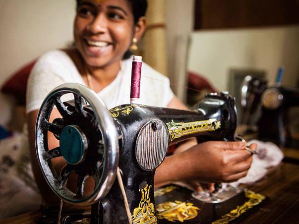 Self-Employment Training for Musahar Adolescent Girls