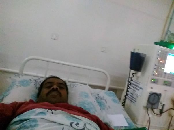 Sudhi needed a Kidney Transplant Urgently - COVID19 had the final word