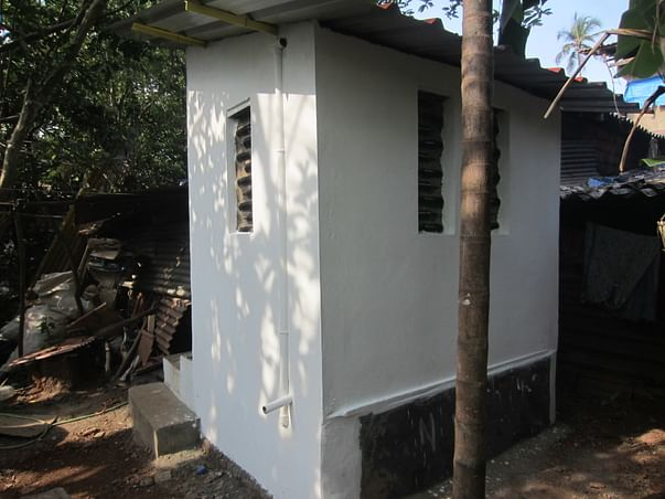 Help us build dry toilets for children