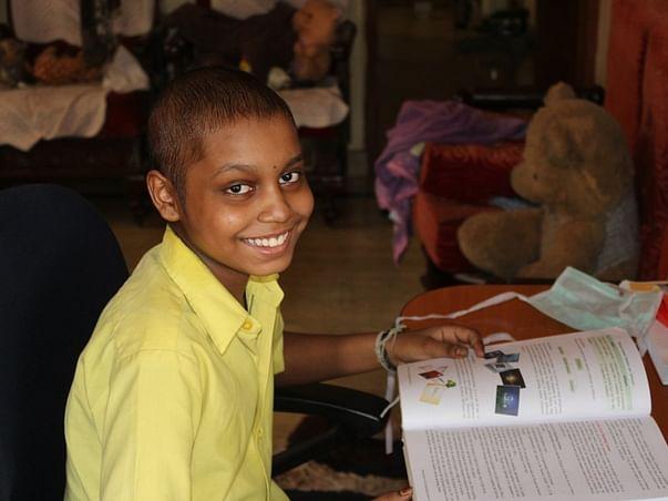 Help 12-Year-old Yuktha Fight Cancer