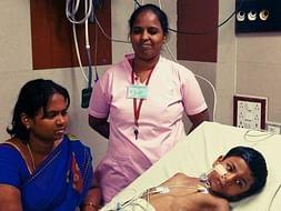Save 5-year-old Mani Charan Undergo A Surgery