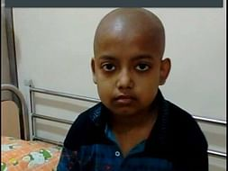 HELP POOR CHILD SURYA SUFFERING FROM LYMPHOMA CANCER STAGE 4