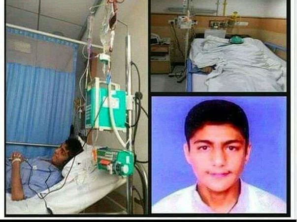 Help & Support Suhail Ahmad in Fighting Cancer