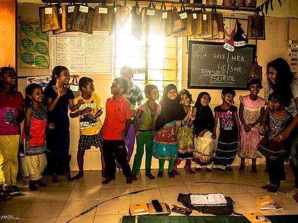 Project Gyaan: Help us teach 'kalakhadak' kids