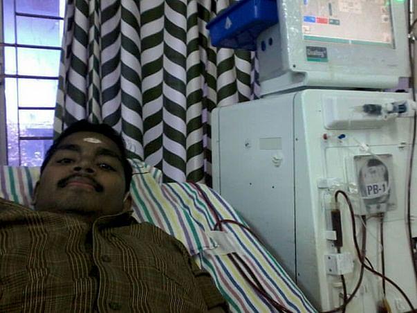 Pradeesh Fundraiser: On Lifelong Hemo Dialysis