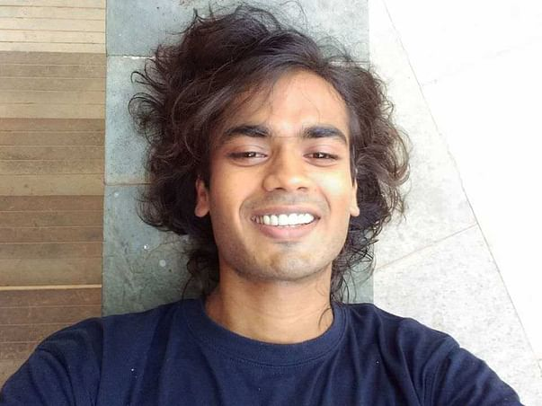 Support Siddharth's journey to fund-raise for a self-discovery program
