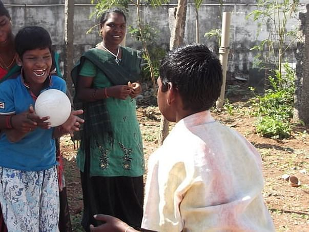Rehabilitation to Intellectually Disabled rural children